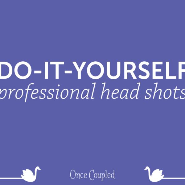 DIY Professional Head Shots