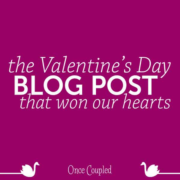 The Valentine's day blog post that won our hearts