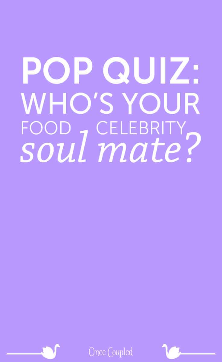 Who is Your Celebrity Soulmate? Take the Quiz!