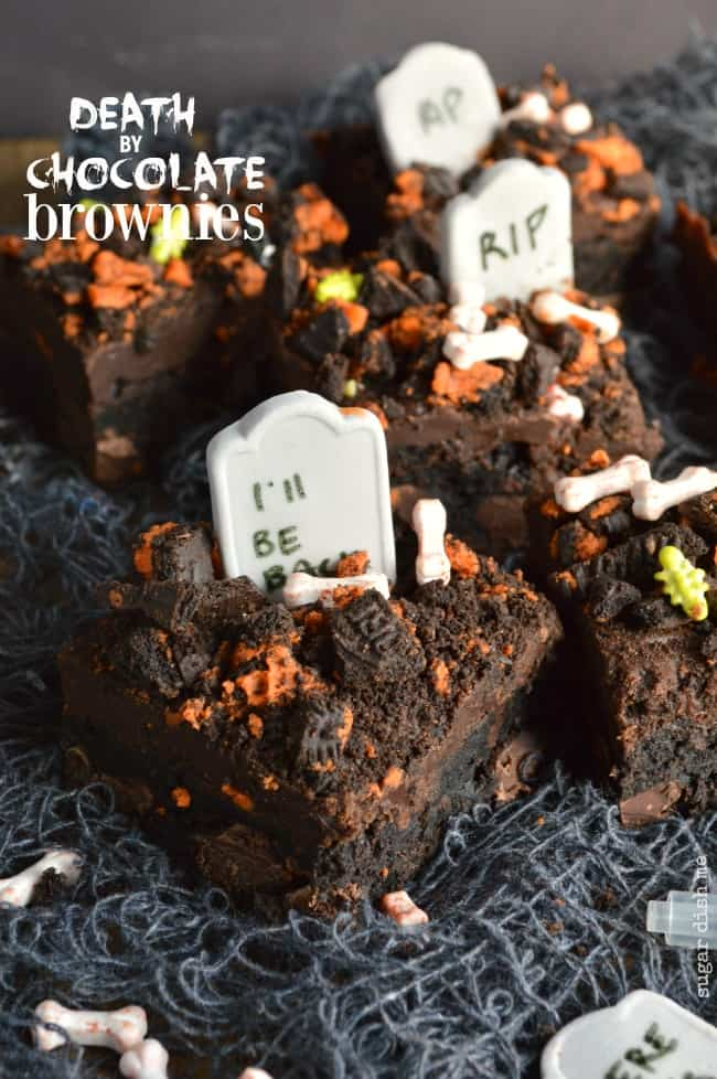 Sugar Dish Me – Halloween Blog Posts That Are So Good Good They're Scary