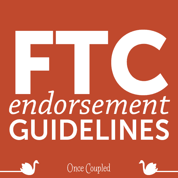 FTC Endorsement Guidelines